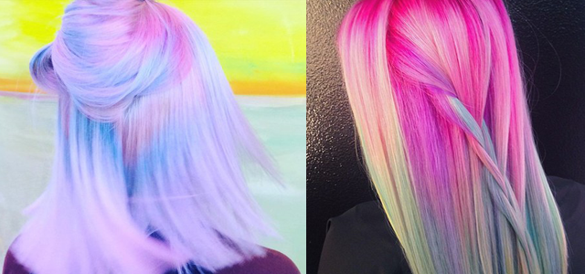 Best Pastel Hair Dye Salon Nyc Best Balayage Highlights
